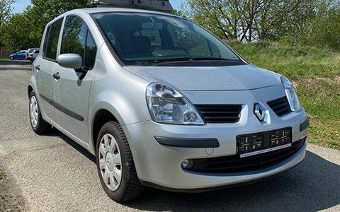 Renault Modus 1.2i - nahled